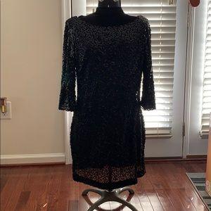 Jessica Howard Sequin Dress sz. 16
